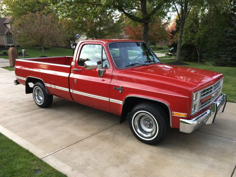1986 chevrolet c 10 1986 chevrolet c10 truck in fort wayne in 4773500878 used cars on. Black Bedroom Furniture Sets. Home Design Ideas